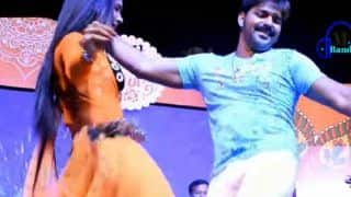 Shravan 2018: भोजपुरी स्टार पवन सिंह को आई भोलेनाथ की याद, लगाए जयकारे, झूमकर नाचे, देखें VIDEO
