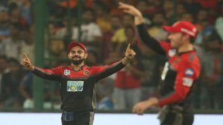 IPL: पंजाब और RCB के बीच प्लेऑफ में पहुंचने की जंग, कोहली का पहले गेंदबाजी का फैसला