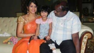 Radhika Kumaraswamy, Wife of HD Kumaraswamy Trends on Social Media Ahead of Karnataka Assembly Floor Test; Here's Why