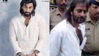 Sanju New Poster: Ranbir Kapoor's Latest Look Takes Us Back To 1993 When Sanjay Dutt Was First Arrested And Could Not Get Bail