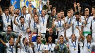 Champions League Final 2018: Real Madrid Claims 13th Title