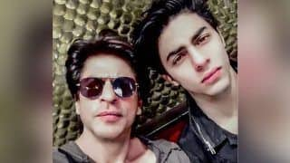 Shahrukh Khan and Aryan Khan Twin in This Hot Picture Posted by Gauri Khan