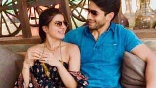 Samantha Ruth Prabhu - Akkineni Naga Chaitanya Indulge In PDA; Give Us Couple Goals Yet Again (VIEW PIC)