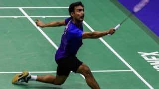 India Lost 0-3 to China, Crash Out of Sudirman Cup
