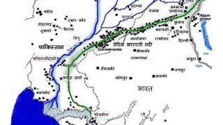 अंतरिक्ष तकनीक से सरस्वती नदी को फिर जिंदा करेगा ISRO