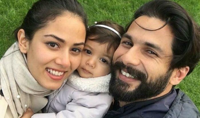 Shahid Kapoor And Mira Rajput Name Their Baby Boy Zain Kapoor; Check Details