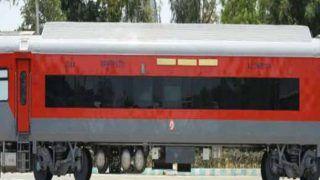 दुर्घटना रोकने के लिए रेलवे ला रही स्मार्ट कोच, विमान की तरह होंगे ब्लैक बॉक्स