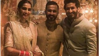 Sonam Kapoor - Anand Ahuja Wedding: Siblings Rhea and Harshvardhan, Cousin Janhvi Kapoor's Mushy Message For Their Just Married Sister Is All Heart (VIEW PICS)