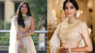 Sonam Kapoor Is Getting Married Tomorrow But Is Janhvi Kapoor Next In Line? Watch This Video To Know!