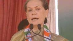 Centre Sees RTI Act as Nuisance, Wants to Destroy Status of CIC: Sonia Gandhi