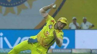 सुरेश रैना ने 'बुलेट' की रफ्तार से आ रही गेंद को रोक किया कमाल, मिला ये खास खिताब
