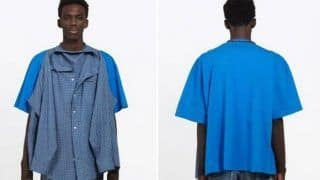 T-Shirt Shirt: Twitter Reactions Over The Most Bizarre Shirt Ever Will Leave You in Splits
