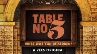 Zee5 Launches new Thriller Web series Table No 5, It is Worth Watching Right now
