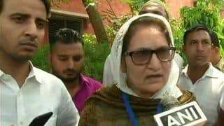 Kairana By-election Result: RLD's Tabassum Hasan Takes Early Lead, BJP Candidate Mriganka Singh Trails
