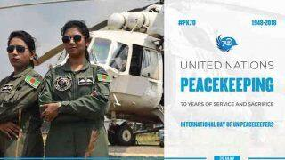 India Donates $300,000 to UN Peacekeeping Programme to Train Commanders