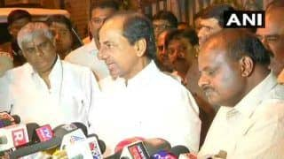 कर्नाटक: आज कुमारस्वामी लेंगे शपथ, कांग्रेस के खाते में डिप्टी सीएम सहित 22 मंत्री