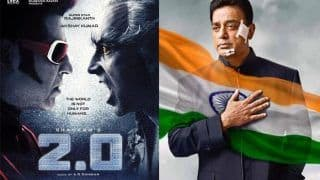 Rajinikanth's 2.0 to Clash With Kamal Haasan's Vishwaroopam 2 on Independence Day?