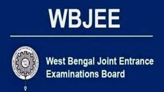 WBJEE 2020: Admit Cards Released, Download From wbjeeb.nic.in