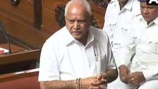 BS Yeddyurappa Resigns as Karnataka Chief Minister Ahead of Floor Test, Says Failed to Muster The Numbers