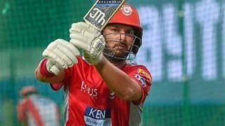 Vijay Hazare Trophy: Yuvraj Singh Finds Place in Punjab Squad, Mandeep Singh Named Captain