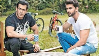 Zaheer Iqbal Is The Name Of The New Face Launched By Race 3 Actor Salman Khan