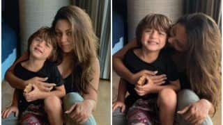 Shah Rukh Khan's Little Munchkin AbRam Turns 5, Gauri Khan Wishes Him In The Most Cutest Way Possible - See Pics