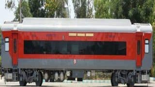 Indian Railways Introduces New Models of Air Conditioned Coaches; Shares Pictures