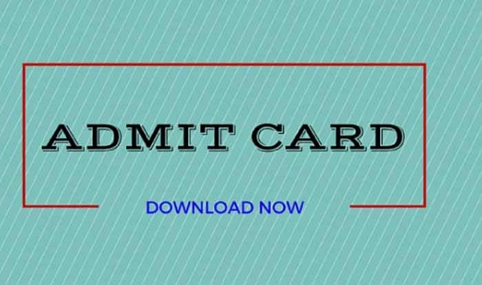 Cbse net july 2018  admit card