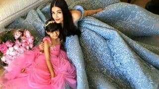 Aishwarya Rai Bachchan Just Posted An Adorable Picture With Aaradhya And It Is All About Love
