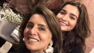 Alia Bhatt Posted A Picture For Mom Soni Razdan On Mother's Day And This Is What Ranbir Kapoor's Mother, Neetu Kapoor, Had To Say