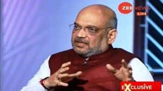 Karnataka Governmenf Formation: Amit Shah Hits Back at Rahul Gandhi, Tweets 'Democracy Was Murdered When Congress Made Offer to JD(S)'