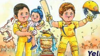 IPL 2018: Chennai Super Kings' Winning Moment by Amul Butter is Unmissable