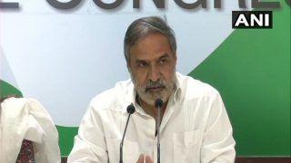 सबरीमला मुद्दे पर कांग्रेस नेता आनंद शर्मा ने कहा, केंद्र-राज्य को लेना है इस पर फैसला