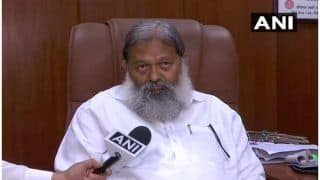 'Chot ka Badla Vote se' Anil Vij Wants Voters to Avenge Sadhvi Pragya's 'Torture' This Election