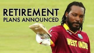 We Will See After The 2019 Cricket World Cup: Chris Gayle REVEALS Retirement Plans
