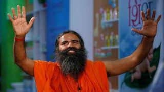 Noida Man Posts Ramdev's Morphed Picture in WhatsApp Group on International Yoga Day, Arrested