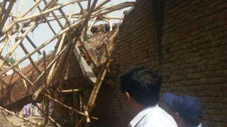 UP में तूफानी कहर: बरेली में गिरी मस्जिद की मीनार, एक ही परिवार के 5 लोगों की मौत