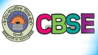 CBSE Set to Introduce 'Health Science' in Curriculum For Students of Grade 9 to 12; New Subject Under Review by HRD