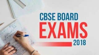 CBSE Class 10, Class 12 Board Exam 2018 Results: Class 10th Result Likely to be Declared on May 30 After Class 12th Result; Check cbse.nic.in