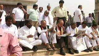 Karnataka Government Formation 2018 Updates: Yeddyurappa Will be CM For Just One Day, Says Congress
