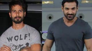John Abraham Reached Out To Shahid Kapoor During His Legal Battle With A Production House Due To THIS Matter