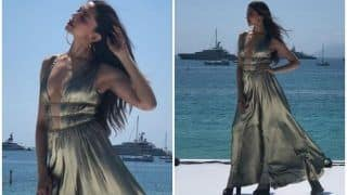 Cannes 2018: Deepika Padukone Sends The Internet Into Frenzy With Her Lastest Look - View Pic