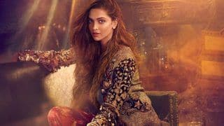Deepika Padukone Travels To New York To Shoot For Vogue?