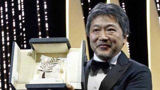 जापानी निर्देशक हिरोकाजु कोर-एडा ने जीता कान का सर्वोच्च 'पाम डी ओर' अवार्ड