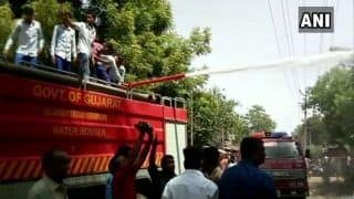 Gujarat: Major Fire Breaks Out at Plastic Shop in Anand District; no Casualties Reported