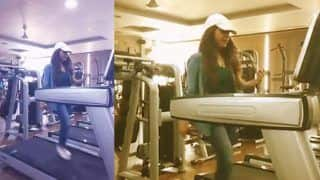 Girl Dances on Treadmill During Workout Session; Video Goes Viral