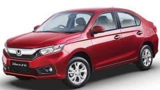 Honda Amaze 2018 Launched in India. Know About Price, Features And Other Details