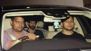 Hrithik Roshan And Sussanne Khan Celebrate Hridhaan's 10th Birthday At Her Residence - View Pics
