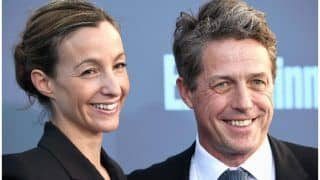 Hugh Grant Marries Anna Eberstein In London Ceremony