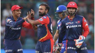 IPL 2018: दिल्ली ने फिर किया उलटफेर, मुंबई इंडियंस का प्लेऑफ में जाने का सपना तोड़ा